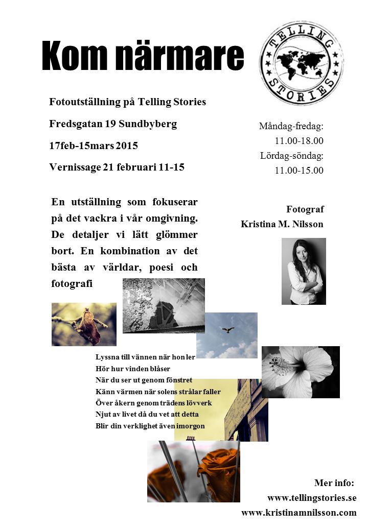 Kom närmare_KristinaMNilsson